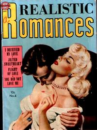 Cover Thumbnail for Realistic Romances (Avon, 1951 series) #4