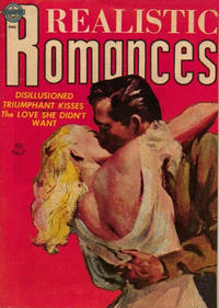 Cover Thumbnail for Realistic Romances (Avon, 1951 series) #7