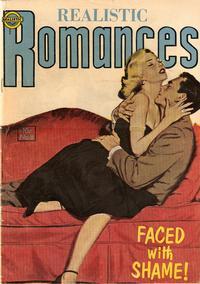 Cover Thumbnail for Realistic Romances (Avon, 1951 series) #8