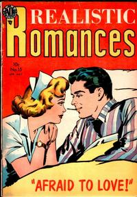 Cover Thumbnail for Realistic Romances (Avon, 1954 series) #15