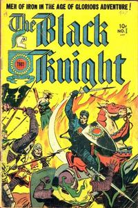 Cover Thumbnail for The Black Knight (Superior Publishers Limited, 1953 series) #1
