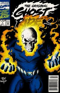 Cover Thumbnail for The Original Ghost Rider (Marvel, 1992 series) #1