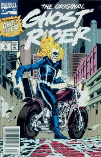Cover Thumbnail for The Original Ghost Rider (Marvel, 1992 series) #8