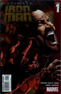Cover Thumbnail for Ultimate Iron Man (Marvel, 2005 series) #1 [Cover A]