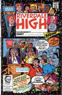 Cover Thumbnail for Riverdale High (Archie, 1990 series) #1