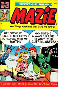 Cover Thumbnail for Mazie (Harvey, 1955 series) #14