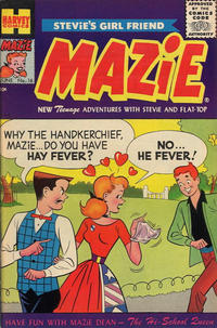 Cover Thumbnail for Mazie (Harvey, 1955 series) #16