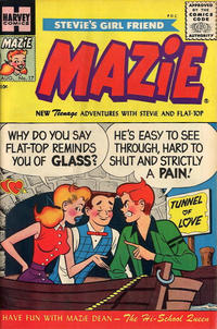 Cover Thumbnail for Mazie (Harvey, 1955 series) #17