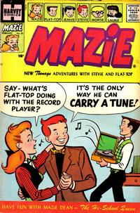 Cover Thumbnail for Mazie (Harvey, 1955 series) #20