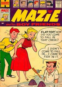Cover Thumbnail for Mazie (Harvey, 1955 series) #24
