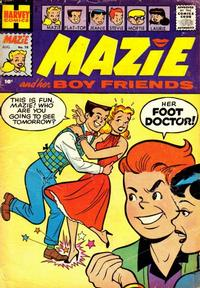 Cover Thumbnail for Mazie (Harvey, 1955 series) #28