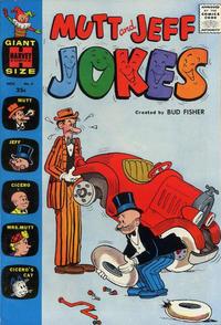 Cover Thumbnail for Mutt & Jeff Jokes (Harvey, 1960 series) #2