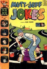Cover Thumbnail for Mutt & Jeff Jokes (Harvey, 1960 series) #3