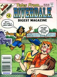 Cover Thumbnail for Tales from Riverdale Digest (Archie, 2005 series) #2