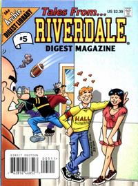Cover Thumbnail for Tales from Riverdale Digest (Archie, 2005 series) #5