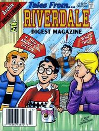 Cover Thumbnail for Tales from Riverdale Digest (Archie, 2005 series) #7