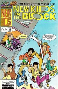 Cover Thumbnail for The New Kids on the Block: NKOTB (Harvey, 1990 series) #3