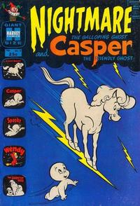 Cover Thumbnail for Nightmare & Casper (Harvey, 1963 series) #3
