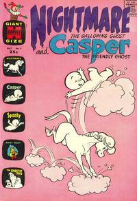 Cover Thumbnail for Nightmare & Casper (Harvey, 1963 series) #4