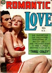 Cover Thumbnail for Romantic Love (Avon, 1949 series) #6
