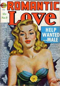 Cover Thumbnail for Romantic Love (Avon, 1949 series) #9