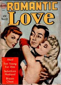 Cover Thumbnail for Romantic Love (Avon, 1949 series) #12