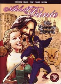 Cover Thumbnail for Nikolai Dante (DC, 2004 series) #1 - The Romanov Dynasty
