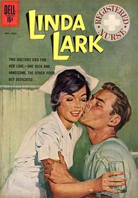 Cover Thumbnail for Linda Lark Registered Nurse (Dell, 1962 series) #2