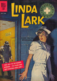 Cover Thumbnail for Linda Lark Registered Nurse (Dell, 1962 series) #3