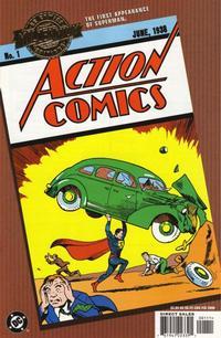 Cover Thumbnail for Millennium Edition: Action Comics 1 (DC, 2000 series)