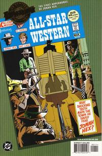Cover Thumbnail for Millennium Edition: All-Star Western 10 (DC, 2000 series)