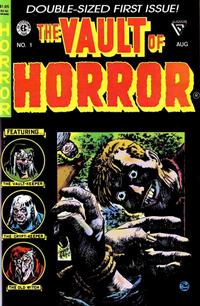 Cover Thumbnail for The Vault of Horror (Gladstone, 1990 series) #1
