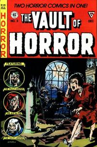 Cover Thumbnail for The Vault of Horror (Gladstone, 1990 series) #3