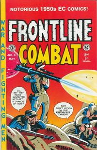 Cover Thumbnail for Frontline Combat (Gemstone, 1995 series) #4