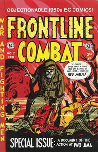 Cover Thumbnail for Frontline Combat (Gemstone, 1995 series) #7