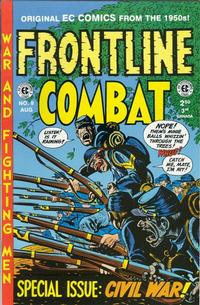 Cover Thumbnail for Frontline Combat (Gemstone, 1995 series) #9