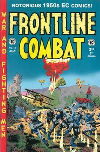 Cover Thumbnail for Frontline Combat (Gemstone, 1995 series) #13