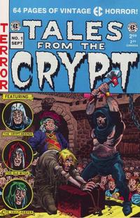 Cover Thumbnail for Tales from the Crypt (Russ Cochran, 1991 series) #1