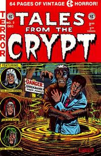 Cover Thumbnail for Tales from the Crypt (Russ Cochran, 1991 series) #3
