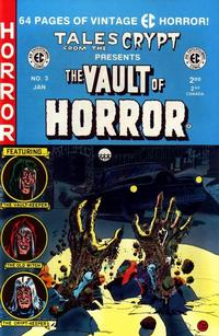 Cover Thumbnail for Vault of Horror (Russ Cochran, 1991 series) #3