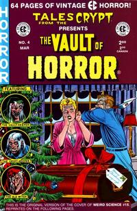 Cover Thumbnail for Vault of Horror (Russ Cochran, 1991 series) #4