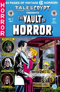 Cover Thumbnail for Vault of Horror (Russ Cochran, 1991 series) #5