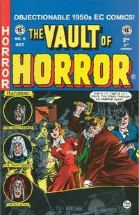 Cover Thumbnail for Vault of Horror (Gemstone, 1994 series) #9