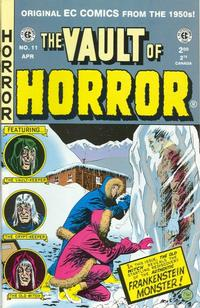 Cover Thumbnail for Vault of Horror (Gemstone, 1994 series) #11