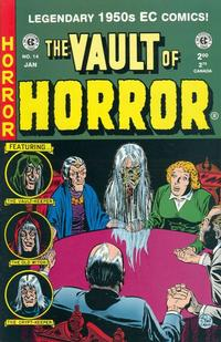 Cover Thumbnail for Vault of Horror (Gemstone, 1994 series) #14