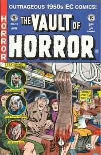 Cover Thumbnail for Vault of Horror (Gemstone, 1994 series) #19