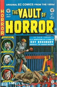 Cover Thumbnail for Vault of Horror (Gemstone, 1994 series) #20