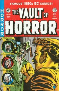 Cover Thumbnail for Vault of Horror (Gemstone, 1994 series) #21
