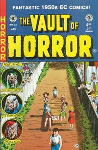 Cover Thumbnail for Vault of Horror (Gemstone, 1994 series) #22