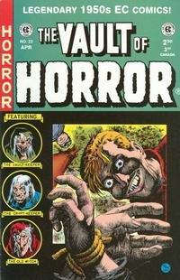 Cover Thumbnail for Vault of Horror (Gemstone, 1994 series) #23